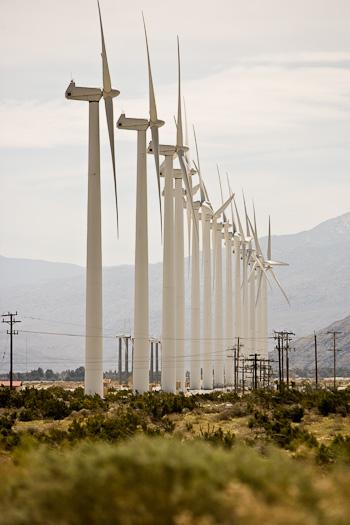 Giant windmills
