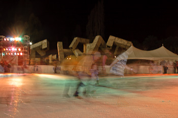Ghostly Skaters