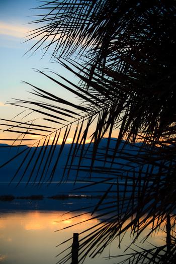 Salton Sea Sunset © R. Mabry Photography