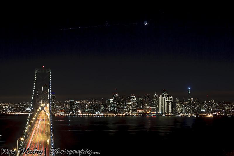San Francisco from Angle Island