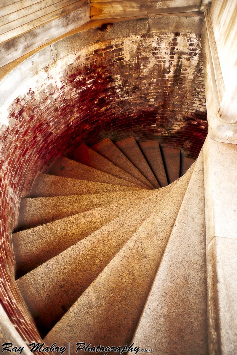 Nautilus stairs